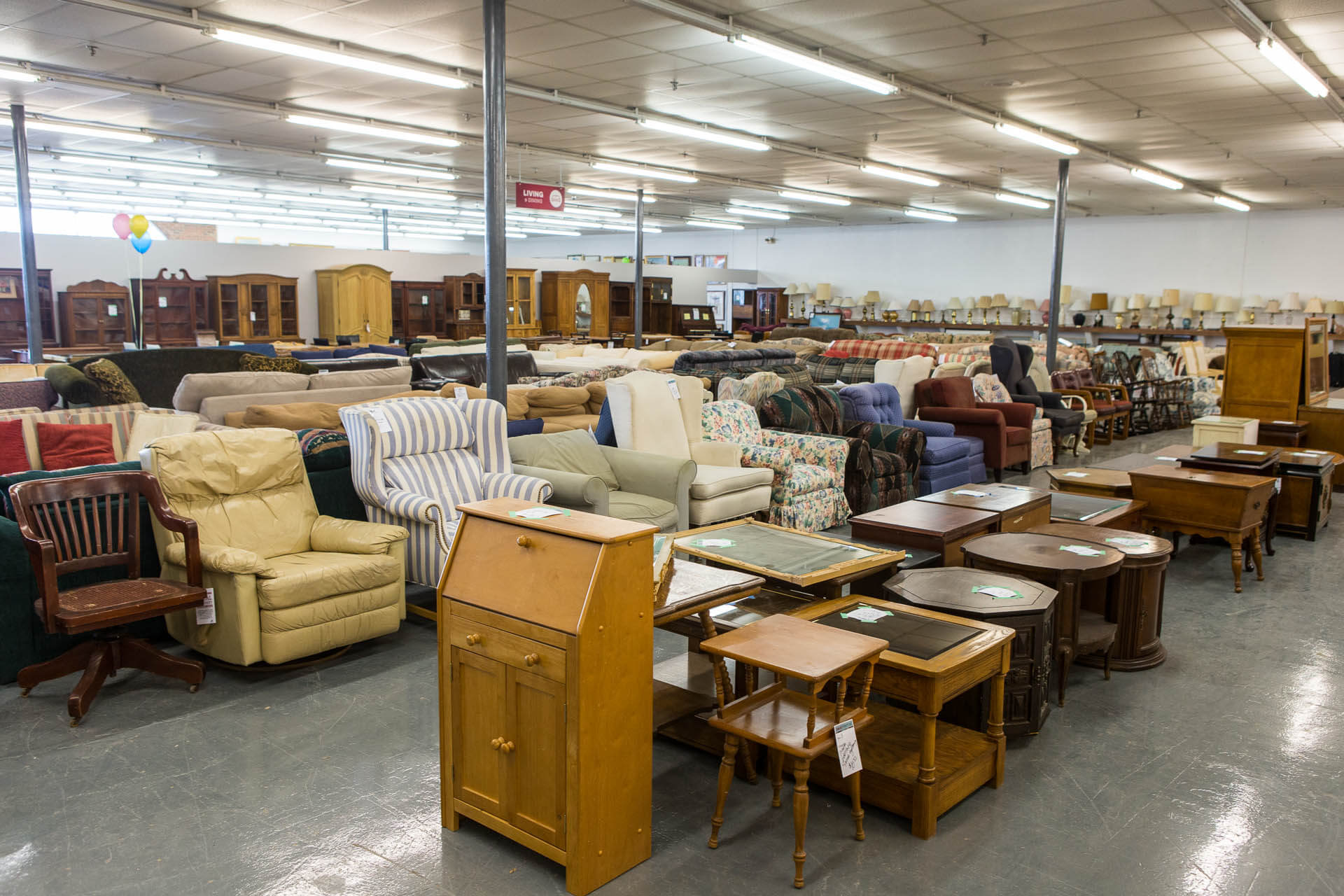 Outreach Community Ministries Jubilee Furniture