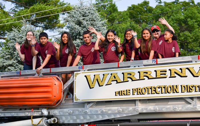 WYFS Parade