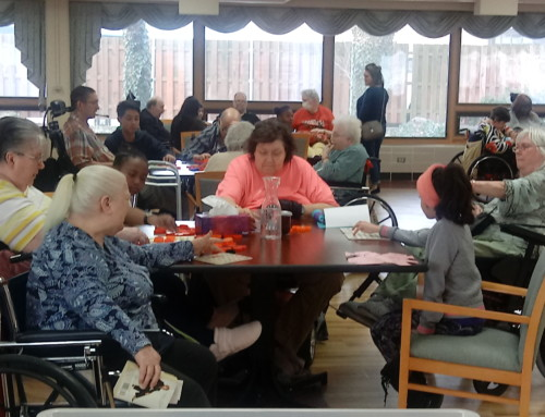 Quest Youth Visit Convalescent Center