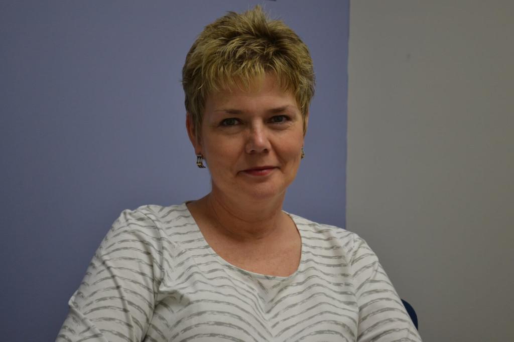 Tutor Diane Routson