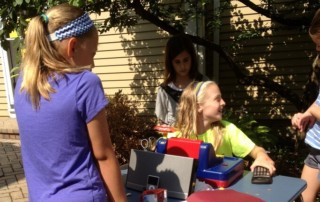 Girls Bible Study Raises Funds for OCC