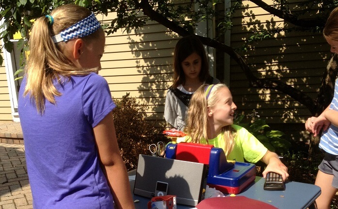 Girls Bible Study Raises Funds for OCC