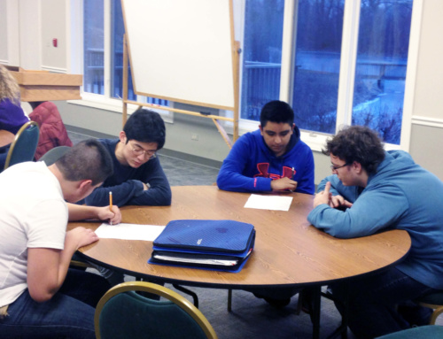 IMSA Students Tutor at Quest