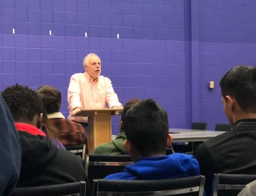 Illinois Supreme Court Justice Speaks to OCC Students