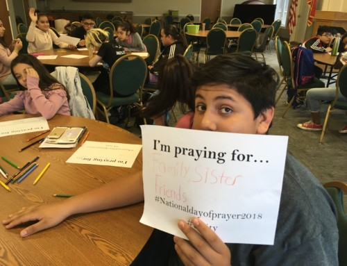 Quest Celebrates National Day of Prayer