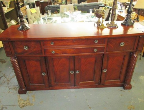 Item #84FRONT – Beautiful Cabinet – $295