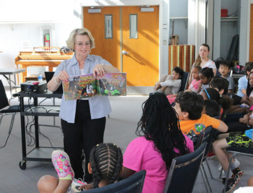 OCC Hosts Author Mary Morgan