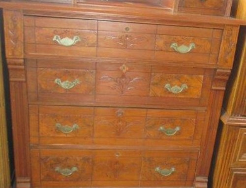 Item #7B/R – Antique Victorian Dresser – Sale $168.75