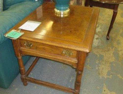 Item #48I – Lane End Table – $45