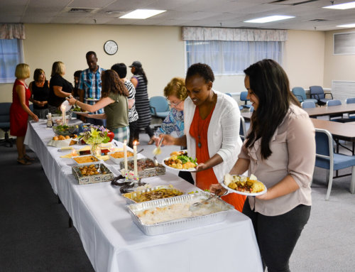 Community Meal Sponsors