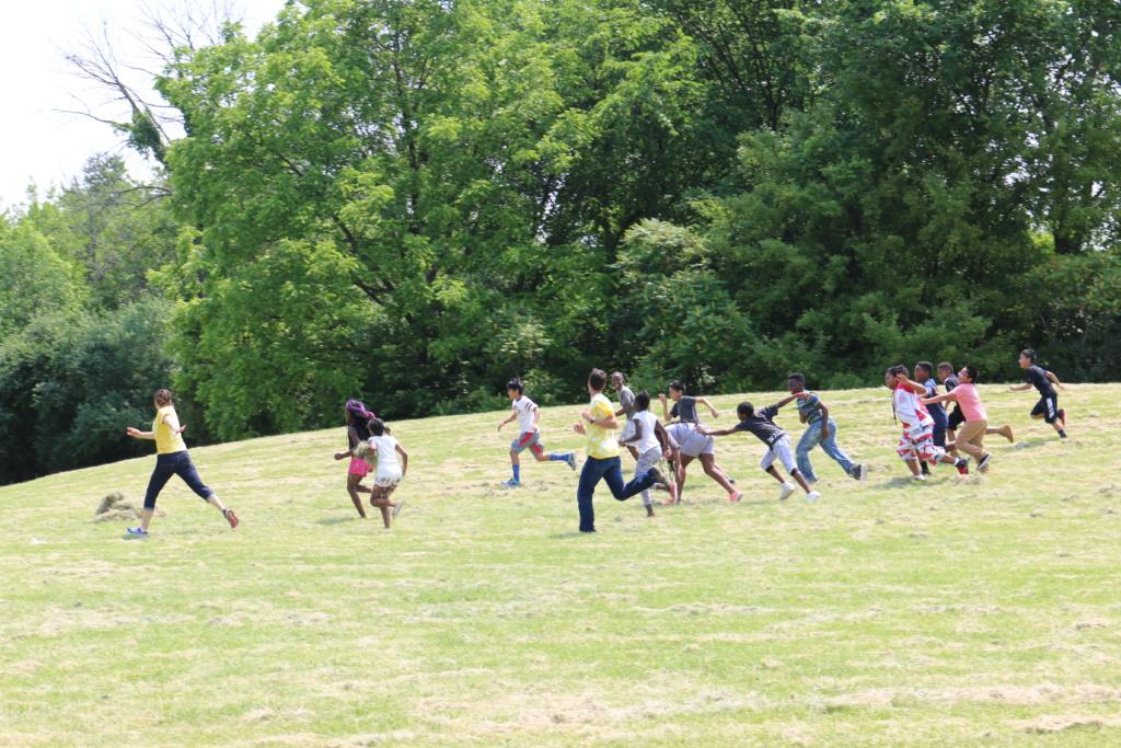 Summer Program Kickoff 236