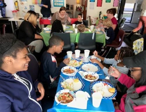 OCC Villagebrook Students Serve Parents and Families