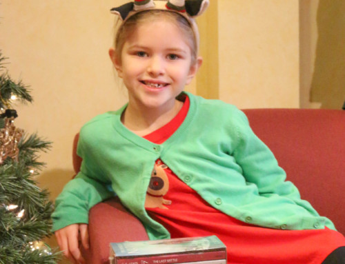 Local 7-Year-Old Seeks Donations In Lieu of Birthday Presents